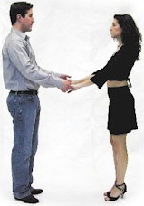 Image result for basic swing dance hand holding